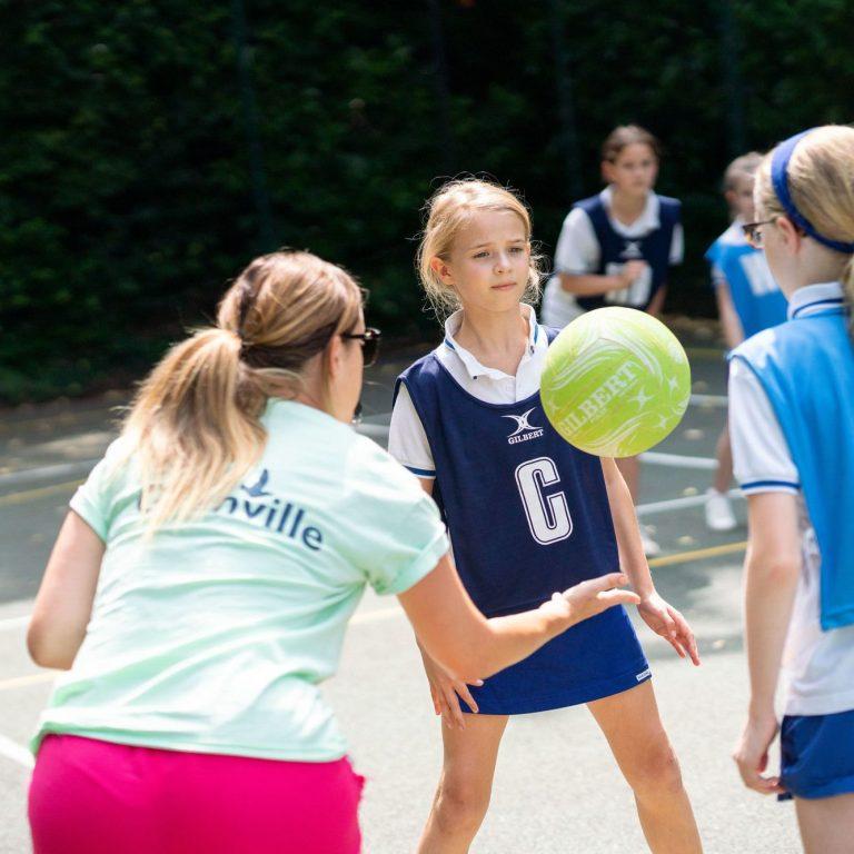 Netball lessons