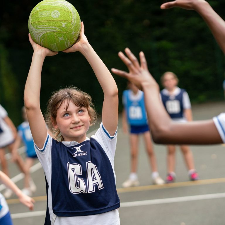 Netball at The Granville School